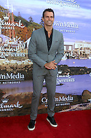 BEVERLY HILLS, CA - JULY 27: Cameron Mathison at the Hallmark Channel and Hallmark Movies and Mysteries Summer 2016 TCA press tour event on July 27, 2016 in Beverly Hills, California. Credit: David Edwards/MediaPunch