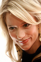 3 March 2007: Celebrity WPT hostess Sabina Gadecki arrives at the World Poker Tour Invitational for the fifth annual tournament at the Commerce Casino in Los Angeles, CA.