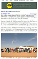 Photo essay &quot;Saharawi: Maghreb's forgotten refugees&quot; published in Photography News