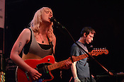 Flock of Dimes (the side project of Jenn Wasner of Wye Oak, performed during a Hopscotch Music Festival day party at The Pour House in Raleigh, NC. September 7, 2012.
