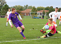 Mens Soccer vs Hamilton Heights REGIONAL 10-17-13