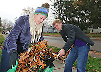 Guerin Catholic Day of Service 11-10-15