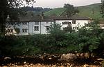 George Inn, Hubberholme, Yorkshire, England