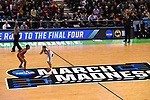 MILWAUKEE, WI - MARCH 18: Iowa State University takes on Purdue University during the 2017 NCAA Men's Basketball Tournament held at BMO Harris Bradley Center on March 18, 2017 in Milwaukee, Wisconsin. (Photo by Jamie Schwaberow/NCAA Photos via Getty Images)