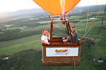 20100307 MARCH 07 CAIRNS HOT AIR BALLOONING