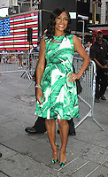 AUG 18 Dominique Dawes Olympic Medal Winner at Good Morning America