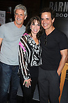 "Michael Swan, Kate Linder and Christian Jules LeBlanc attend the book signing of "" The Young & Restless LIfe of William J Bell"" by Michael Maloney and Lee Phillip Bell  on June 21, 2012 at The Barnes & Nobles in The Grove in Los Angeles."