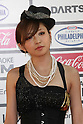 TOKYO - MAY 29: Yu-A arrives at the red carpet of the World Stage MTVJ 2010 show, May 29, 2010 at Yoyogi National Stadium in Tokyo, Japan.