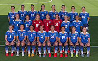 USWNT 2015 WWC Team Photo