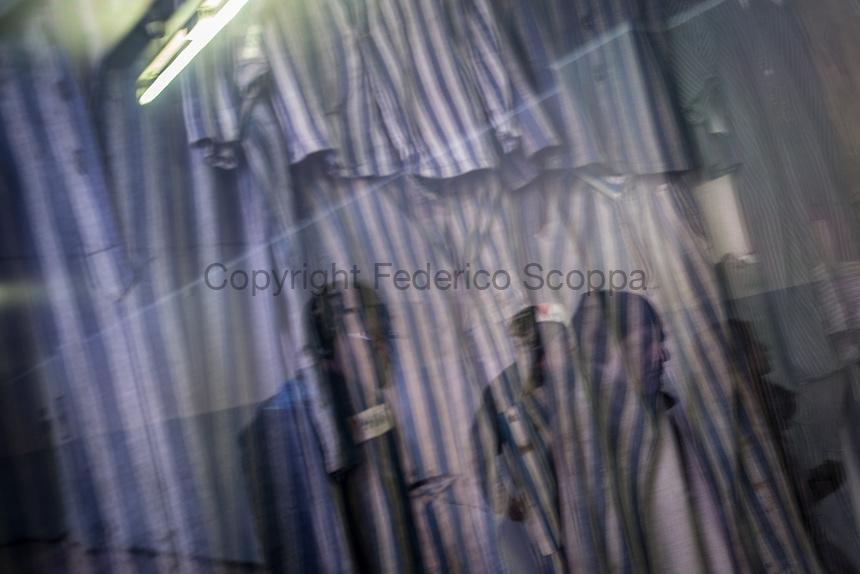 Traces - Auschwitz 2015
