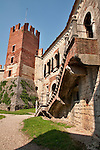 Italy - Soave Castle