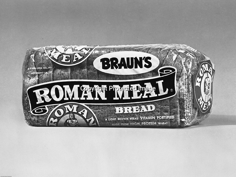 Where can you buy Roman Meal bread?