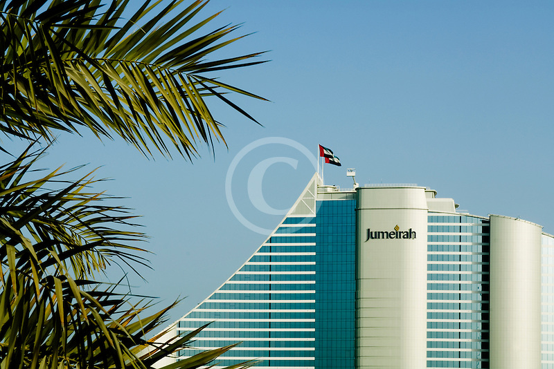 United Arab Emirates, Dubai, Jumeirah Beach Hotel