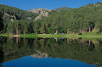 Horsethief Lake, Black Hills, South Dakota, USA