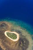 Ilot Gu, région de Thio, côte Est Nouvelle-Calédonie
