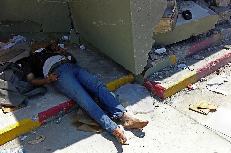 Tripoli, Libya, August 25, 2011