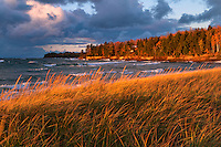 Au Train Bay, Michigan' Upper Peninsula