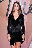 Laura Jackson at the Fashion Awards 2016 at the Royal Albert Hall, London. December 5, 2016<br /> Picture: Steve Vas/Featureflash/SilverHub 0208 004 5359/ 07711 972644 Editors@silverhubmedia.com