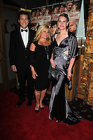 Oliver Gruber, Gloria Kisel, Nicola Mayerl<br /> at the &quot;Father Rupert Mayer&quot; Premiere, Crest Theater, Westwood, CA 05-28-15<br /> David Edwards/Dailyceleb.com 818-249-4998