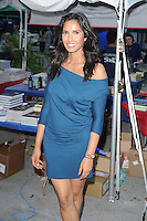 MIAMI, FL - NOVEMBER 19: Padma Lakshmi attends the 2016 Miami Book Fair held at Miami Dade College on November 19, 2016 in Miami Florida. Credit: mpi04/MediaPunch