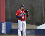 David Goforth at Ole Miss baseball alumni game at Oxford-University Stadium in Oxford, Miss. on Saturday, February 5, 2011.