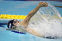 Kazuki Watanabe (JPN), APRIL 10, 2011 - Swimming : 2011 International Swimming Competitions Selection Trial, Men's 200m Backstroke Final .at ToBiO Furuhashi Hironoshin Memorial Hamamatsu City Swimming Pool, Shizuoka, Japan. (Photo by Daiju Kitamura/AFLO SPORT) [1045]