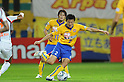Jiro Kamata (Vegalta),JULY 23, 2011 - Football / Soccer :2011 J.League Division 1 match between Vegalta Sendai 0-1 Omiya Ardija at Yurtec Stadium Sendai in Miyagi, Japan. (Photo by AFLO)