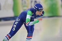 SPEED SKATING: STAVANGER: Sørmarka Arena, 31-01-2016, ISU World Cup, 3000m Ladies Division A, Irene Schouten (NED), ©photo Martin de Jong