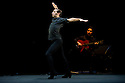 © Jane Hobson. 09/02/2011. Israel Galvan updates flamenco with a post-modern twist, in La Edad de Oro, as part of the Flamenco Festival, Sadler's Wells, London. Picture credit should read: Jane Hobson