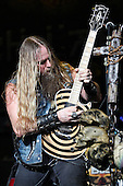 Black Label Society, live, 2013 ,Ken Settle/atlasicons.com