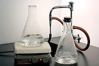 BOILING WATER UNDER DIFFERENT CONDITIONS<br />
