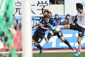 Hayato Sasaki (Gamba), MARCH 10, 2012 - Football / Soccer : 2012 J.LEAGUE Division 1, 1st sec match between Gamba Osaka 2-3 Vissel Kobe at Expo'70 Commemorative Stadium, Osaka, Japan. (Photo by Akihiro Sugimoto/AFLO SPORT) [1080]
