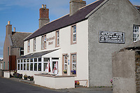 Kettletoft Hotel, Isle of Sanday, Orkney Islands, Scotland
