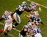 Carolina Panthers vs. Buffalo Bills - 10/25/09