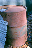 RUST<br /> Storage Drum<br /> Nyack, NY