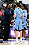 2-10-17, Skyline High School vs Pioneer High School boy's junior varsity basketball