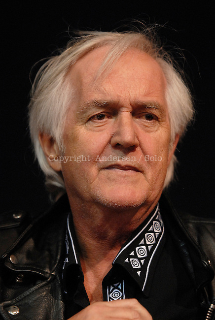 Henning Mankell, Swedish Writer.