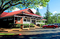 Historic Honolua Store in Kapalua, Maui