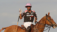 WELLINGTON, FL - FEBRUARY 05:  Facundo Pieres #3 of Orchard Hill. Scenes from the Ylvisaker Cup at the International Polo Club Palm Beach on February 05, 2017 in Wellington, Florida. (Photo by Liz Lamont/Eclipse Sportswire/Getty Images)
