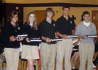 """Spirit of the Mission"" Awards Program 5-21-09"