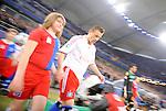 Fussball, DFB Pokal 2008/09, Halbfinale: Hamburger SV - SV Werder Bremen