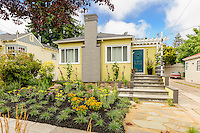Private Residence Makeover for HGTV Curb Appeal with John Gidding Design - San Francisco Bay Area 7