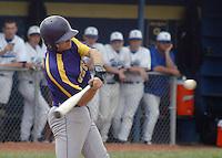 Baseball vs Tipton (Sectional) 6-1-09