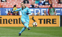 Washington, D.C. - March 7, 2017: Germany defeats England 1-0 in the SheBelieves Cup at RFK Stadium.