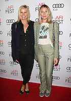 HOLLYWOOD, CA - NOVEMBER 11: Mariel Hemingway and Dree Hemingway at the premiere of Live Cargo' at AFI Fest 2016, presented by Audi at TCL Chinese 6 Theater on November 11, 2016 in Hollywood, California. Credit: Faye Sadou/MediaPunch
