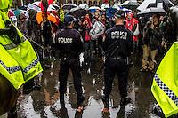 Anti Racist Counter-Counter Rally, Stop Islamophobia - Sydney 04.04.15