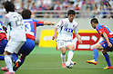 Kim Min-Woo (Sagan), and Yuhei Tokunaga (FC Tokyo),.MAY 20, 2012 - Football / Soccer :.2012 J.League Division 1 match between F.C.Tokyo 3-2 Sagan Tosu at Ajinomoto Stadium in Tokyo, Japan. (Photo by Hitoshi Mochizuki/AFLO)