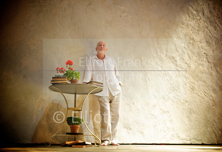 The Faith Machine<br /> by Alexi Kaye Campbell<br /> directed by Jamie Lloyd<br /> at the Royal Court Theatre, London, Great Britain <br /> press photocall<br /> 30th August 2011 <br /> <br /> <br /> Ian McDiarmid (as Edward)<br /> <br /> Photograph by Elliott Franks