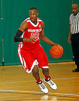 April 9, 2011 - Hampton, VA. USA;  Archie Goodwin participates in the 2011 Elite Youth Basketball League at the Boo Williams Sports Complex. Photo/Andrew Shurtleff
