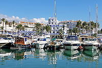 Marina, Puerto Banus, Marbella, Spain, October, 2015, 201510151737<br /> <br /> Copyright Image from Victor Patterson, 54 Dorchester Park, Belfast, UK, BT9 6RJ<br /> <br /> t1: +44 28 9066 1296 (from Rep of Ireland 048 90661296)<br /> t2: +44 28 9002 2446 (from Rep of Ireland 048 90022446)<br /> m: +44 7802 353836<br /> <br /> e1: victorpatterson@me.com<br /> e2: victorpatterson@gmail.com<br /> <br /> www.victorpatterson.com<br /> <br /> IMPORTANT: Please see my Terms and Conditions of Use at www.victorpatterson.com